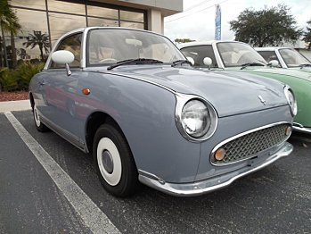 1991 Nissan Figaro for sale 100928795