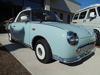 1991 Nissan Figaro for sale near Jacksonville, Florida ...
