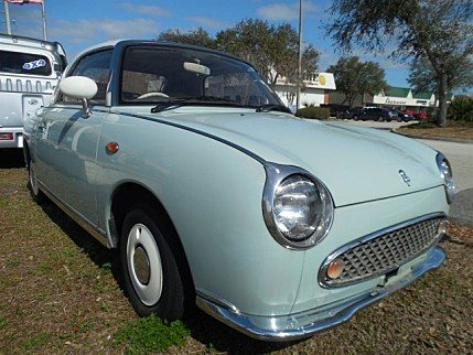 1991 Nissan Figaro for sale 100966459