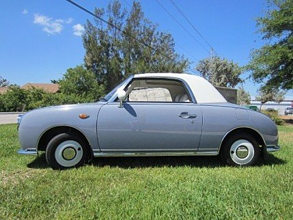1991 Nissan Figaro for sale 100969538