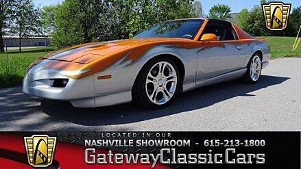 1991 Pontiac Firebird Coupe for sale 100984344