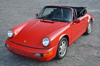 1991 Porsche 911 Cabriolet for sale 100981146