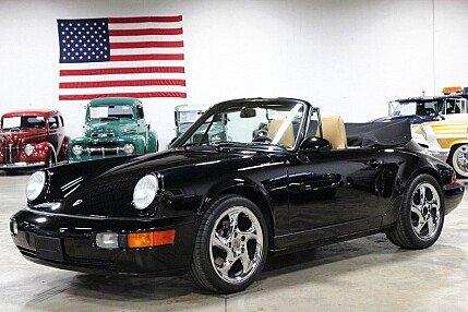 1991 Porsche 911 Cabriolet for sale 100820729