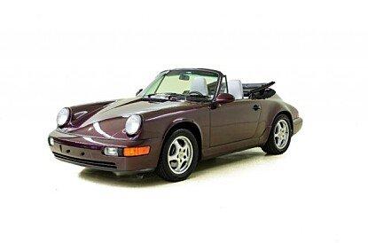1991 Porsche 911 Cabriolet for sale 100893052