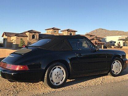 1991 Porsche 911 Cabriolet for sale 100916377
