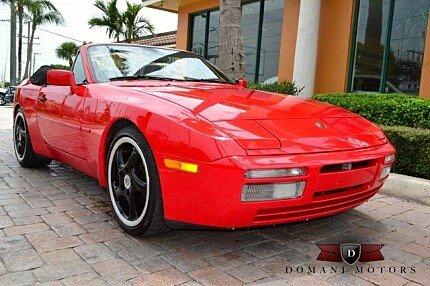1991 Porsche 944 Cabriolet for sale 100721661