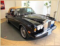 1991 Rolls-Royce Corniche III for sale 100762188