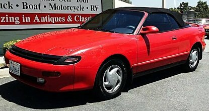 1991 Toyota Celica GT Convertible for sale 100900298