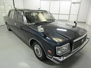 1991 Toyota Century for sale 101012943