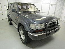 1991 Toyota Land Cruiser for sale 101013700