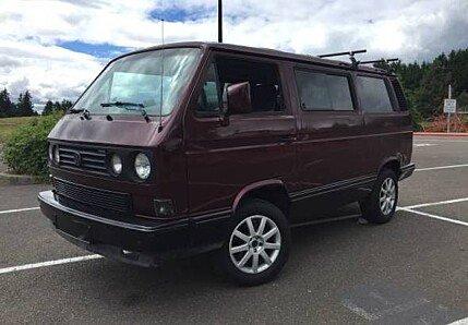 1991 Volkswagen Vanagon for sale 100792030