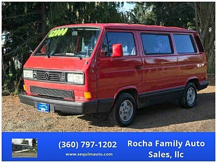 1991 Volkswagen Vanagon for sale 100928338