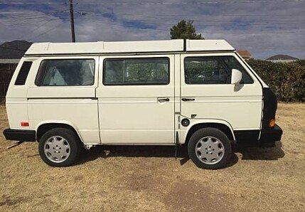 1991 Volkswagen Vanagon GL Camper for sale 100960412