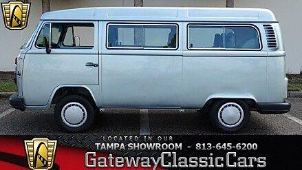 1991 Volkswagen Vans For Sale 100947230