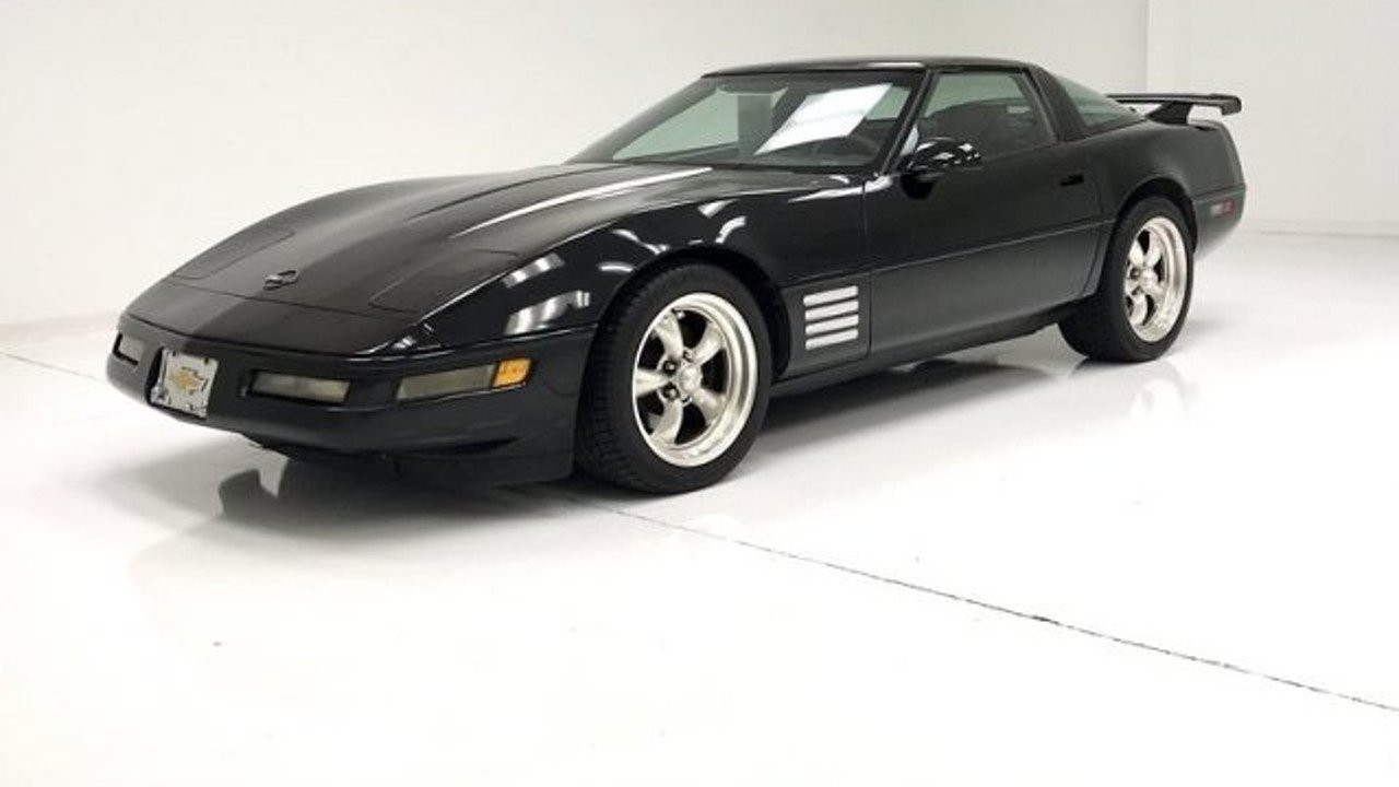 1991 chevrolet Corvette Coupe for sale 101010254