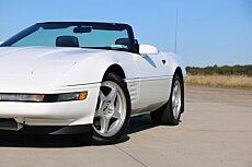1991 chevrolet Corvette Convertible for sale 100916095