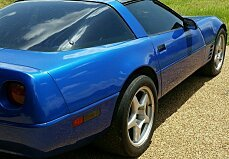 1991 chevrolet Corvette Coupe for sale 100999897