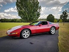 1991 chevrolet Corvette Coupe for sale 101002848