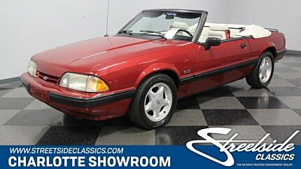 1991 ford Mustang for sale 101020794