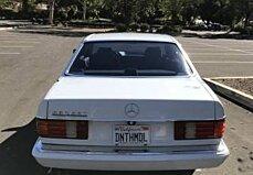 1991 mercedes-benz 560SEC for sale 100926282