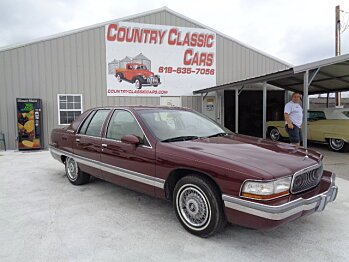 1992 Buick Roadmaster for sale 101029908