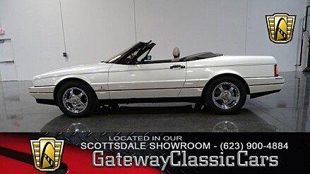1992 Cadillac Allante for sale 100919891