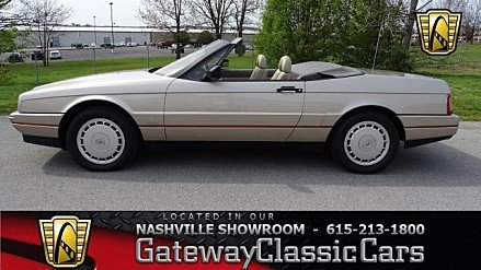 1992 Cadillac Allante for sale 100976853