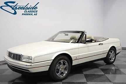 1992 Cadillac Allante for sale 100978471