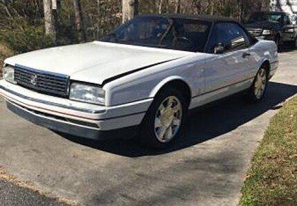 1992 Cadillac Allante for sale 101003099
