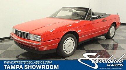 1992 Cadillac Allante for sale 101012673