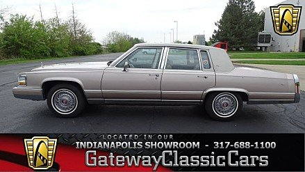 1992 Cadillac Brougham for sale 100867512