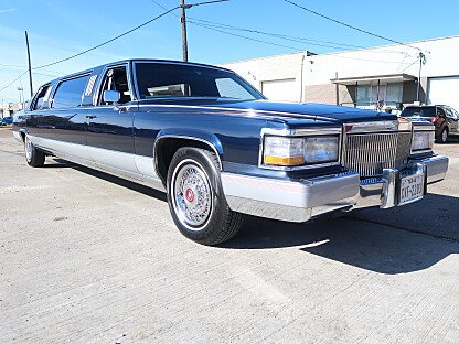 1992 Cadillac Brougham for sale 100987246