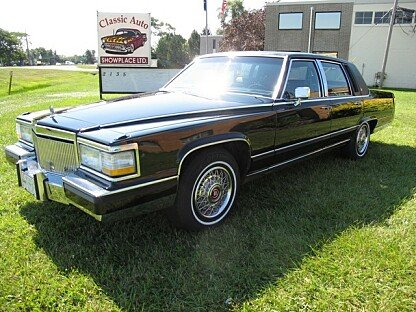 1992 Cadillac Brougham for sale 101019625