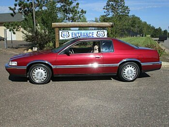 1992 Cadillac Eldorado for sale 100917099