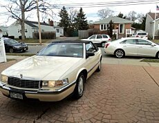 1992 Cadillac Eldorado for sale 100959788