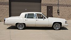 1992 Cadillac Fleetwood for sale 100779069