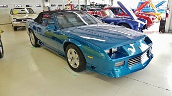 1992 Chevrolet Camaro RS Convertible for sale 100951660