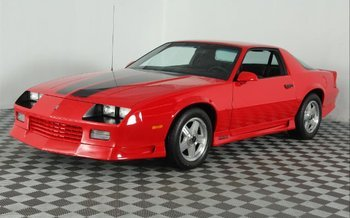 1992 Chevrolet Camaro RS Coupe for sale 100906999