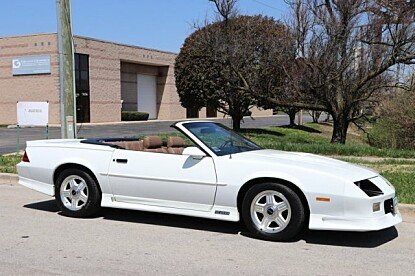 1992 Chevrolet Camaro Z28 Convertible for sale 100984613