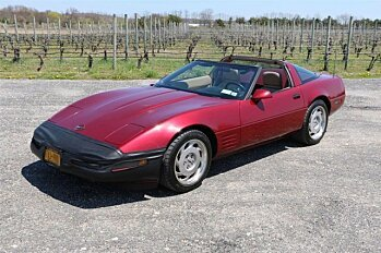 1992 Chevrolet Corvette Coupe for sale 100722315