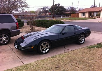 1992 Chevrolet Corvette for sale 100791518