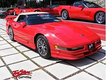1992 Chevrolet Corvette Convertible for sale 100798021
