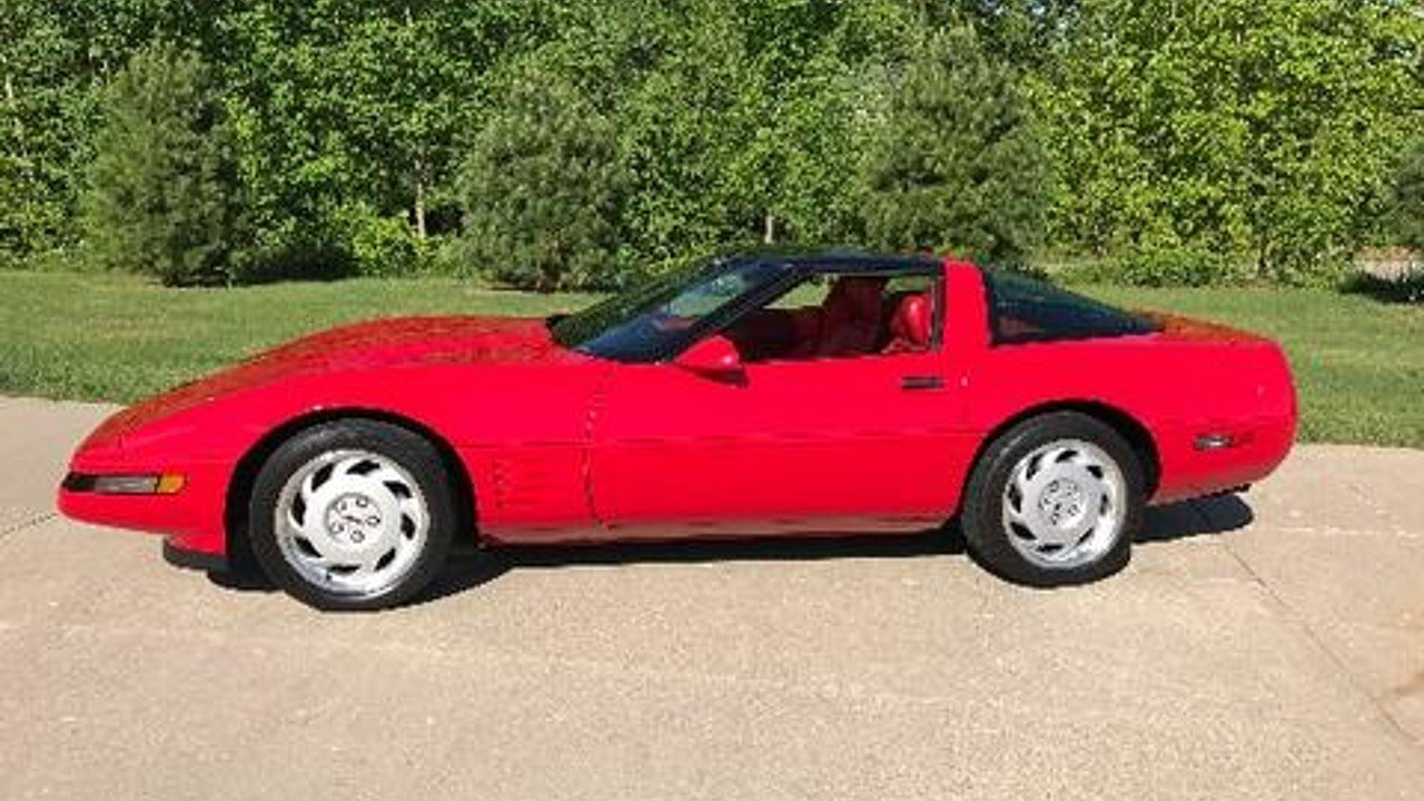 1992 chevrolet corvette coupe for sale 100875647