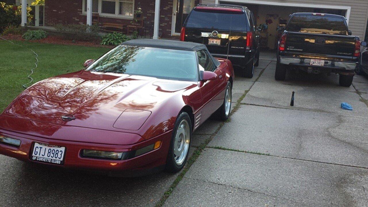 1992 Chevrolet Corvette for sale near LAS VEGAS, Nevada 89119 ...