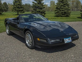 1992 Chevrolet Corvette Convertible for sale 100922887