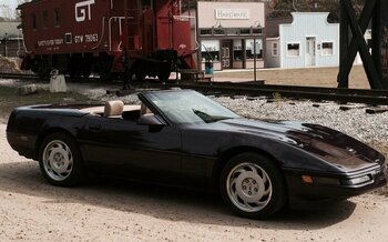 1992 Chevrolet Corvette Convertible for sale 100774082