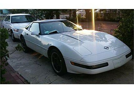1992 Chevrolet Corvette Coupe for sale 100816299