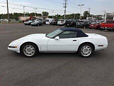 1992 Chevrolet Corvette Convertible for sale 100903949