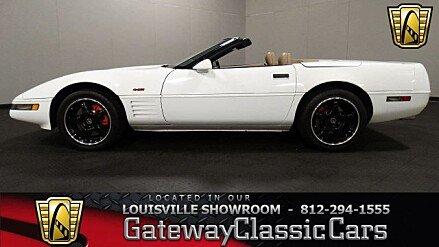 1992 Chevrolet Corvette Convertible for sale 100910894