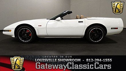 1992 Chevrolet Corvette Convertible for sale 100920183